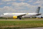 Airbus A320 Vueling EC-LVC
