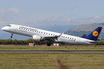 D-AECB - Embraer ERJ-190LR - Lufthansa @ FLR