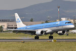 PH-EZF - Embraer ERJ-190STD - KLM cityhopper