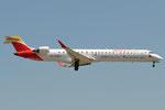 EC-JZS - Bombardier CRJ-900ER - Iberia @ BLQ
