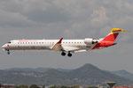 EC-JZS - Bombardier CRJ-900ER - Iberia Regional