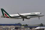EI-RDN - Embraer ERJ-175STD - Alitalia