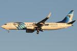 SU-GEJ - Boeing 737-866 - EgyptAir @ MXP