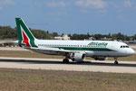 Airbus A320 Alitalia EI-IKF