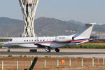 P4-SMS - Embraer Legacy 650 - private