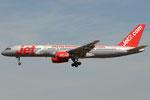 G-LSAI - Boeing 757-21B - Jet2