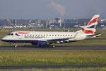 G-LCYD - Embraer ERJ-170STD - British Airways