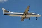 N242DH - Fairchild Swearingen SA-227AT Merlin IV C - Ameriflight @ SXM
