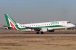 EI-RDI - Embraer ERJ-175STD - Alitalia