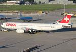 Airbus A330-300 Swiss HB-JHG