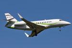 SP-ARK - Dassault Falcon 2000S - private @ PSA