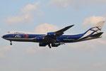VQ-BFE - Boeing 747-83Q(F) - AirBridgeCargo Airlines