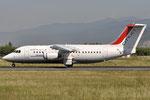 EI-RJY - Avro RJ85 - Cityjet @ FLR