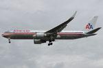 N353AA - Boeing 767-323(ER) - American Airlines