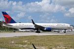 N694DL - Boeing 757-232 - Delta Air Lines @ SXM