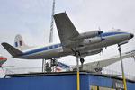 F-BGNU - Vickers Viscount 707 - Air France