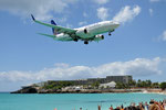 N17730 - Boeing 737-724 - United Airlines @ SXM
