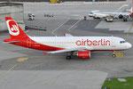 HB-IOS - Airbus A320-214 - Air Berlin