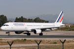 F-GTAT - Airbus A321-212 - Air France
