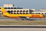 Boeing 757-200 DHL Air  D-ALEE