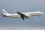 CN-RGO - Embraer ERJ-190AR - Royal Air Maroc