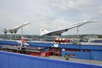 """Concorde & Tupolev Tu-144 """"Concorski"""""""
