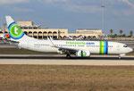 Boeing 737-800 Transavia PH-HZO