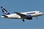 YR-ASD - Airbus A318-111 - Tarom