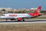 Airbus A319 Air Malta 9H-AEK