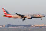 N778AN - Boeing 777-223(ER) - American Airlines @ MXP