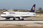 Airbus A320 Lufthansa D-AIPL