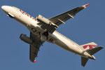 A7-AHW - Airbus A320-232 - Qatar Airways