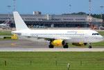 Airbus A320 Vueling EC-LQM