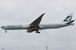 B-KQQ - Boeing 777-367(ER) - Cathay Pacific