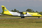ATR72-500 Mistral Air I-ADLK