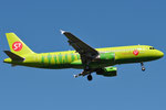 VP-BCS - Airbus A320-214 - S7 Airlines @ PSA