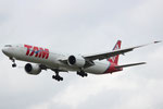 PT-MUA - Boeing 777-32W(ER) - TAM Linhas Aereas