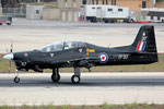 Bae Tucano Royal Air Force ZF317