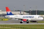 YU-APB - Airbus A319-132 - AirSERBIA