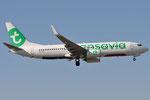 PH-HXG - Boeing 737-8K2 - Transavia @ BLQ