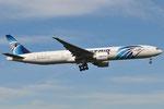 SU-GDM - Boeing 777-36N(ER) - EgyptAir