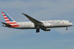 N803AL - Boeing 787-8 Dreamliner - American Airlines