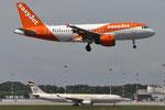G-EZEV - Airbus A319-111 - EasyJet
