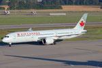 Boeing 787-9 Air Canada C-FNOE