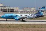 Embraer 170 Egyptair Express SU-GDF