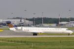 D-ACNM - Canadair CRJ-900LR - Eurowings