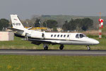 Cessna 525 Private YU-BTB