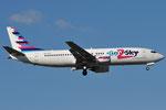 OM-GTD - Boeing 737-46J - Go2Sky