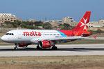 Airbus A319 Air Malta 9H-AEH