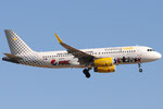 EC-MEQ - Airbus A320-232 - Vueling - Pepsi Max livery